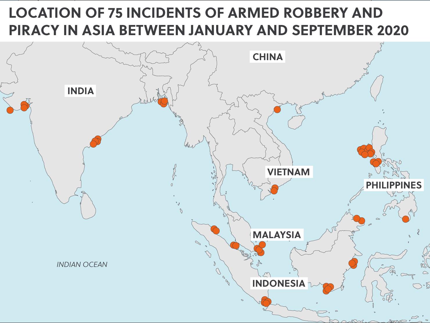 Asia Piracy