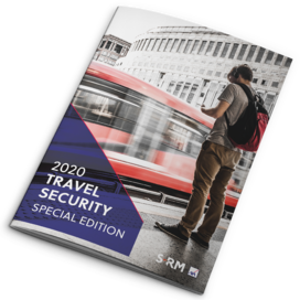 S-RM Travel Security Special Edition 2020