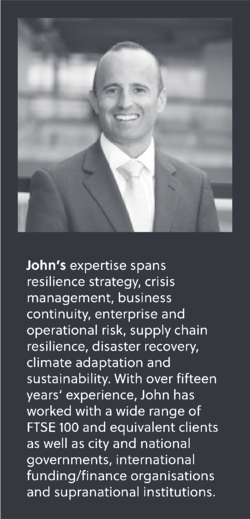 SRM Bio Banner John White