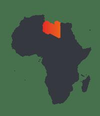 SRM Map Libya