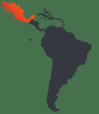 SRM Map Mexico