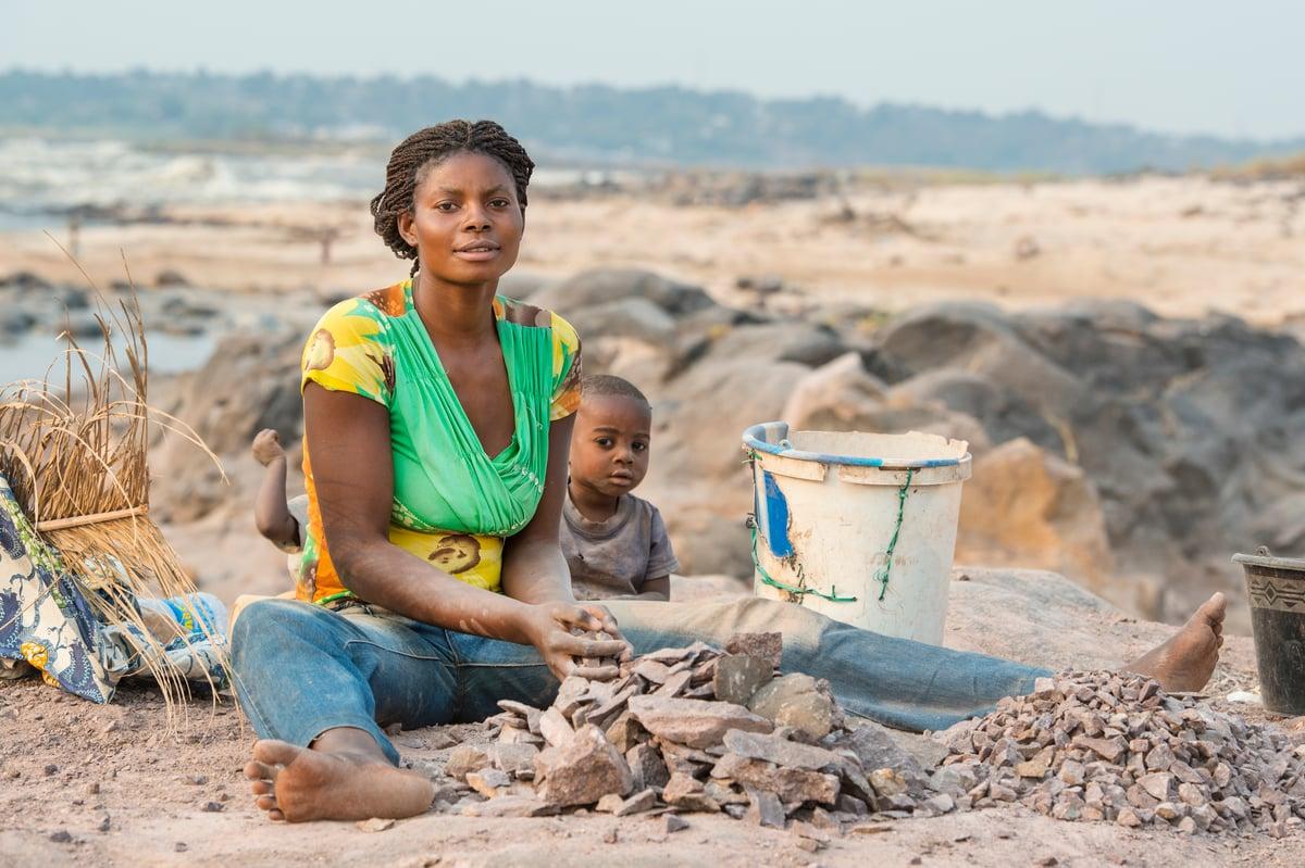 Cobalt Mining in Africa