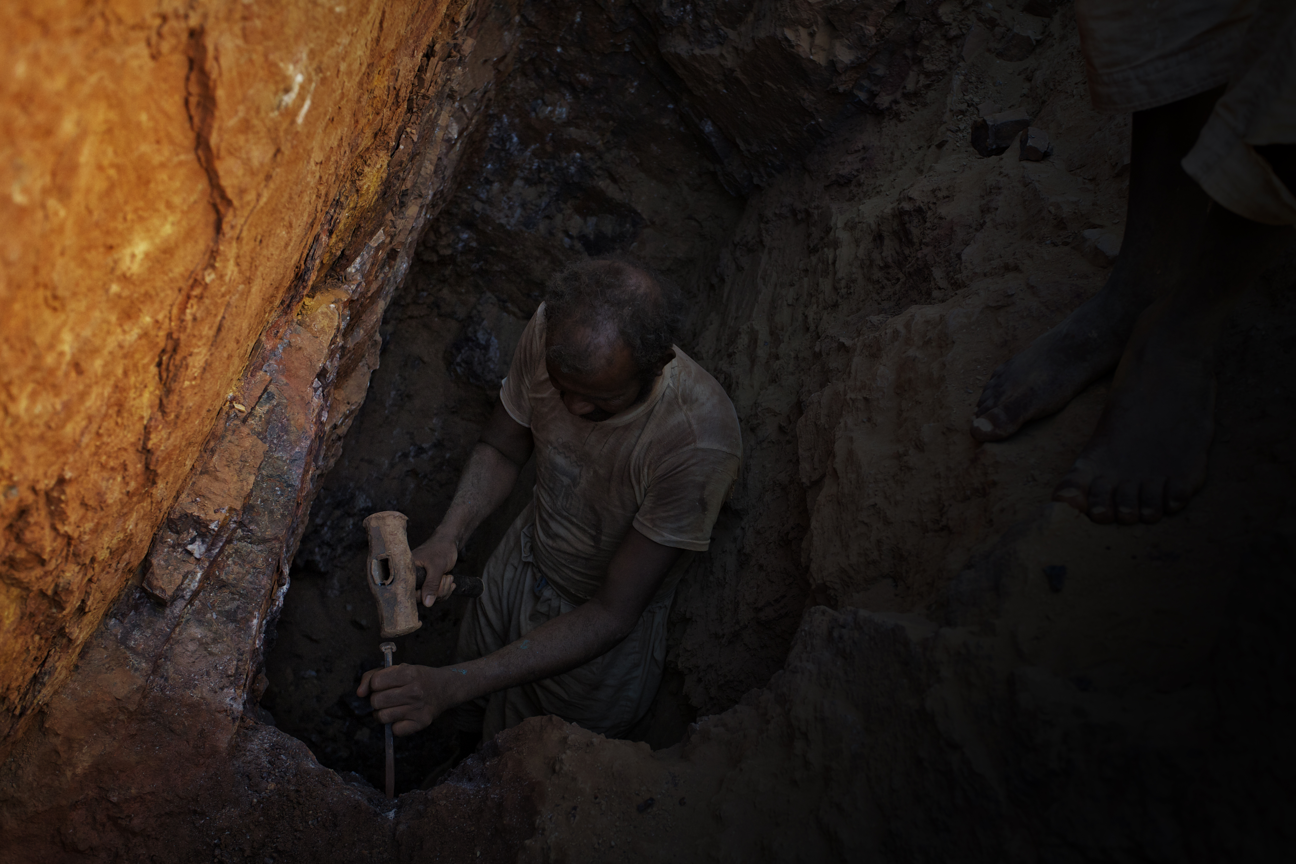Gold Mining in Africa